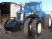 Продаем колесный трактор NEW HOLLAND T8040,  2008 г.в.