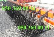 Борона мотыга 6 метров+секции  Борона мотыга ротационная 6 метров