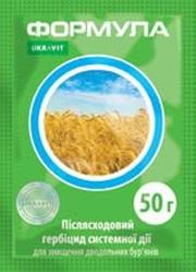 Гербіцид для сої,  зернових,  кукурудзи - Формула