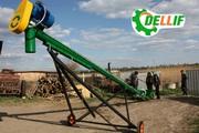 Погрузчик зерновой (шнековый транспортер) Деллиф